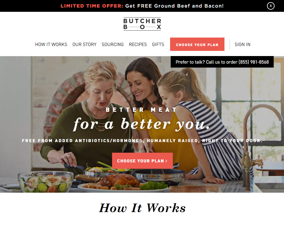 Butcherbox-landing-page-example